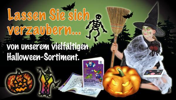 Halloween Startseite