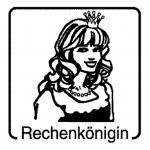Stempel – Rechenkönigin