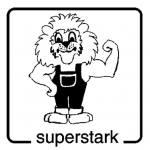Stempel – superstark