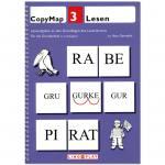 CopyMap 3 – Lesen