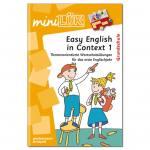 mini-LÜK – Easy English in Context 1