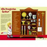 Plakat: Die liturgischen Geräte