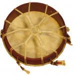 Schamanen-Trommel (Ritualtrommel)