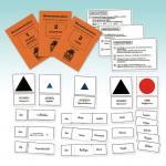 Wortartentrainer 1–3  - Arbeitskarten