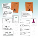 Wortartentrainer 4–5  - Arbeitskarten