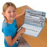 """Magnetbox """"Noten lernen für Kinder"""""""