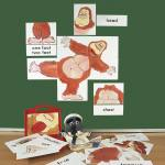 Bild- und Wortkarten - Body (Körper)