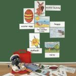 Bild- und Wortkarten - Spring (Frühling)