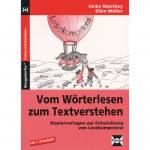 Vom Wörterlesen zum Textverstehen