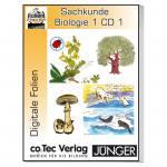 Sachkunde Biologie 1 - CD 1 (Schullizenz)