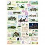 Dinosaurier - ohne Bestäbung