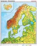 Nordeuropa/Ostseeländer, physisch