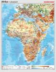 Afrika - VS physisch / RS politisch