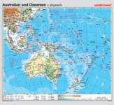 Australien & Ozeanien, VS physisch / RS politisch