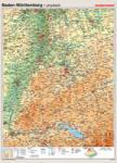 Baden-Württemberg, VS physisch / RS politisch