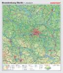 Brandenburg / Berlin, VS physisch / RS politisch