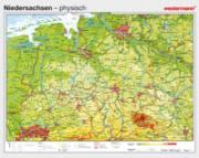 Niedersachsen, VS physisch / RS politisch