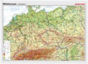 Mitteleuropa, VS physisch / RS politisch