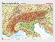 Alpen und Alpenländer, VS physisch / RS politisch