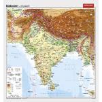 Wankarte Südasien VS physisch / RS politisch