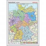 Deutschland, politisch Kleinformat