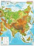 Asien, VS physisch / RS politisch, klein