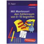 Arbeitsblätter - Montessori Zahlenraum 1 -10