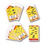 Kartensatz zum Turm Wissfix – Addition bis 10
