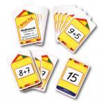 Kartensatz zum Turm Wissfix – Addition bis 20