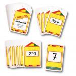 Kartensatz zum Turm Wissfix – Division bis 100