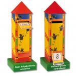 Turm Wissfix - ohne Karten