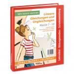 Lehrerarbeitsmappe mit Lösungen - Lineare Gleichungen und Ungleichungen