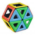 Magnetic Polydron-Grundset