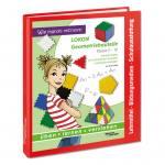 Lehrerarbeitsmappe mit Lösungen - LOKON Geometriebauteile