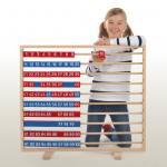 Riesen-Rechenrahmen für Grundschulen