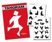 Tangram - Beispielheft für Übungen