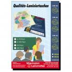 Qualitäts-Laminier-Taschen A3, matt