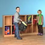 Modulus Klassenzimmer-Regal, 5-reihig