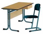 Lehrertisch, Modell MT mit ABS-Kanten