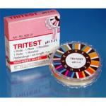 TRITEST-L-Indikatorpapiere pH 1–11