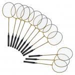 Badminton-Schulsport-Set I - 12 Schläger