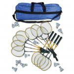 Badminton-Alu-Set II mit Tasche