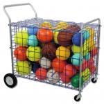 Ballwagen mit 4 Rädern