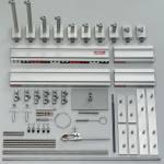 CorEx-Versuchsaufbau-System Grundausstattung