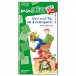Lisa und Ben im Kindergarten - miniLÜK