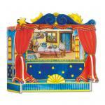 Fingerpuppen-Theater