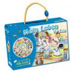 """XXL Lernpuzzle """"Mein Leben"""" 49 Teile"""