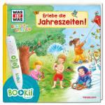 """BOOKii® Kindergarten-Buch """"Erlebe die Jahreszeiten"""""""