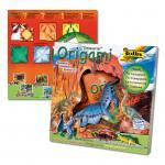 """""""Tierwelten"""" Origamipapier - Dinosaurier"""