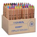 Lyra Ferby - 96 Stifte naturbelassen